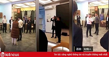 Một công ty Trung Quốc ép nhân viên phải uống nước tiểu vì không đạt chỉ tiêu