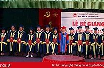 Thêm 59 Thạc sĩ An toàn thông tin, Kỹ thuật Mật mã nhận bằng tốt nghiệp