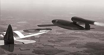 """Tìm thấy xác """"vũ khí trả thù"""" của Phát xít Đức ở Anh"""
