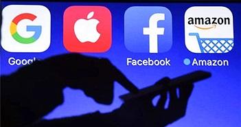 Amazon, Alphabet và Facebook bị Mỹ xem xét vi phạm luật chống độc quyền