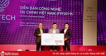 Interloan bất ngờ chiến thắng tại Fintech Challenge Vietnam 2019