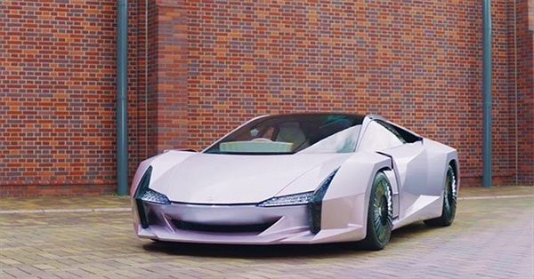 Nhật sản xuất siêu xe bằng vật liệu nguồn gốc thiên nhiên: Nhẹ bằng 1/5 thép nhưng dẻo dai gấp 5 lần
