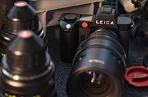 Leica SL2 trình làng, chống rung body, chụp 47MP, quay 5K, giá không tăng