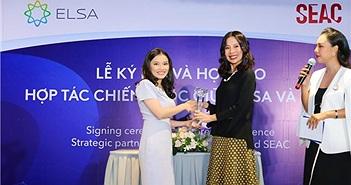 ELSA trở thành đối tác chiến lược tại Thái Lan của SEAC