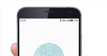Cảm ứng trên nút Home của Meizu MX5 có gì hay?