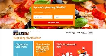 Vietnammm.com mua lại foodpanda.vn