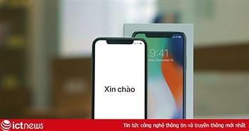 Mở hộp iPhone X chính hãng, MobiFone bán giá từ 15 triệu