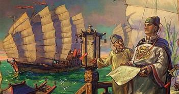 Hoạn quan Trung Quốc chỉ huy hạm đội 3 vạn người chu du khắp thế giới