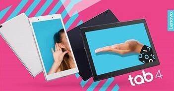 Lenovo ra mắt Tab 4 Series tại Việt Nam giá từ 2 triệu