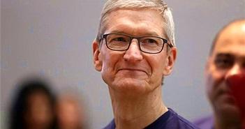 """CEO Google và Apple đến thăm dù Trung Quốc """"đóng cửa"""" Internet"""
