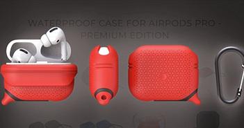 AirPods Pro có vỏ đựng độ bền quân đội từ Catalyst, giá 30 USD