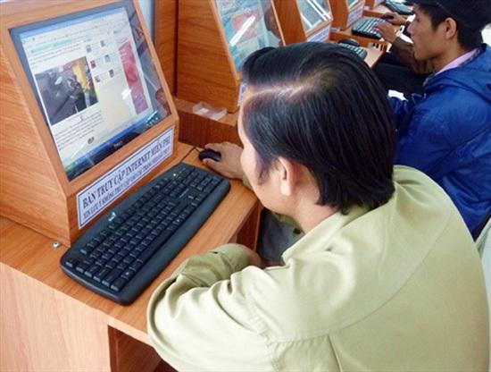 Hà Tĩnh chọn 2015 là năm Dịch vụ công trực tuyến