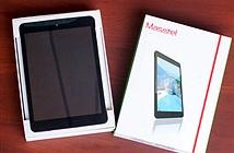 Tablet 3G giá rẻ Masstel 720 sắp có bản nâng cấp