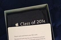 Thực tập sinh Apple được tặng gì trong ngày đầu tiên?