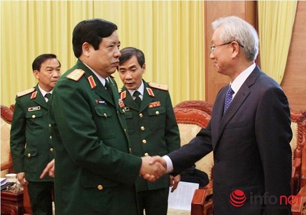 Việt Nam sẽ triển khai hợp tác công nghiệp quốc phòng với Hàn Quốc