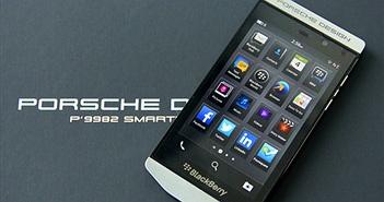 Phiên bản hạng sang của BlackBerry Z10 có giá 25 triệu đồng
