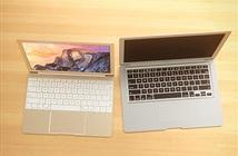Loạt ảnh 3D tuyệt đẹp của MacBook Air 12 inch mới