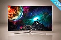 CES 2015: Samsung ra mắt TV SUHD đầu tiên với màn hình cong chấm lượng tử