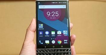 BlackBerry Mercury chính thức trình làng