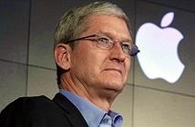 Tim Cook bị giảm lương vì Apple suy giảm lợi nhuận trong năm 2016