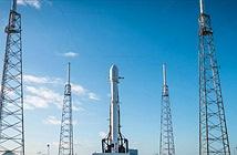 Phóng hạ cánhtên lửa Falcon 9 thành công nhưng SpaceX lại phá hủy vệ tinh tuyệt mật Zuma