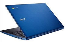 Acer công bố Chromebook 11 mới: Không dùng quạt tản nhiệt, bổ sung cổng USB Type-C