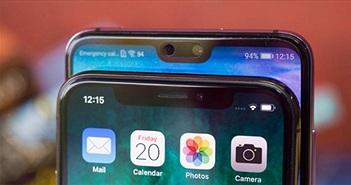 """Bán ít iPhone, Apple vẫn thu lãi """"khủng"""" ở Trung Quốc"""