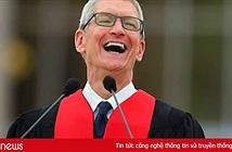 CEO Apple nhận lương cao gấp hơn 280 lần nhân viên
