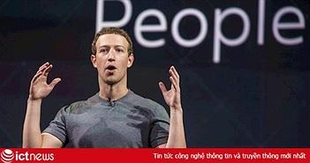 CEO Facebook làm gì trong năm 2019?