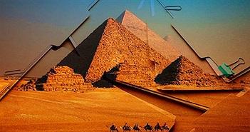 """Tài liệu mật hé lộ phát hiện """"không thể giải thích"""" về kim tự tháp Ai Cập"""