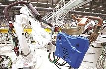 Robot đổ bộ vào nhà máy Việt Nam