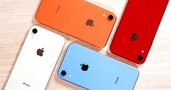 """iPhone XR giá từ 11,5 triệu đồng có còn """"chất"""" trong Tết Canh Tý?"""