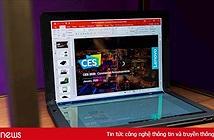 CES 2020: Lenovo công bố laptop 5G đầu tiên trên thế giới, laptop ThinkPad gập cùng khung tranh thông minh
