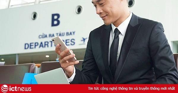 """Thuê bao VinaPhone dùng data """"tẹt ga"""" khi du lịch nước ngoài với cước phí chỉ từ 199.000 đồng"""