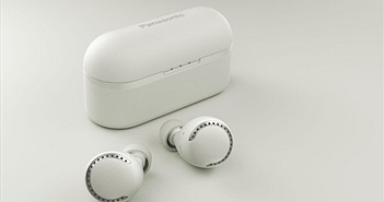 Mới nhập cuộc true wireless, Panasonic khoe tai nghe chống ồn tốt nhất RZ-S500W