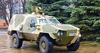 Xe thiết giáp Dozor-B giúp gì cho Quân đội Ukraine?