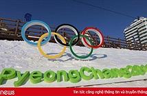 18h ngày hôm nay (9/2), VTV6 trực tiếp Lễ khai mạc Olympic mùa đông Pyeongchang 2018