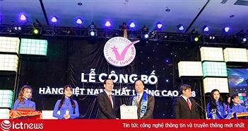 Máy tính CMS nhận danh hiệu Hàng Việt Nam chất lượng cao 2018