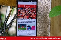 Wiko View XL: màn hình tràn cạnh tầm giá 5 triệu