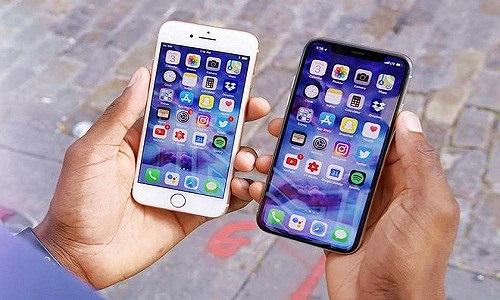 iPhone X và 8 có phần cứng cập nhật để tránh giảm hiệu suất