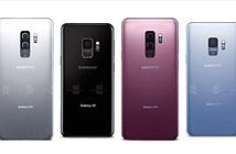 Samsung Galaxy S9/S9+ lộ diện với 4 màu sắc tuyệt đẹp
