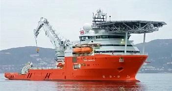 """Tàu tìm kiếm MH370 bất ngờ xuất hiện ở cảng Úc sau """"mất tích"""""""