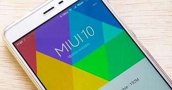 Hé lộ sớm danh sách smartphone Xiaomi có thể nhận bản cập nhật MIUI 10