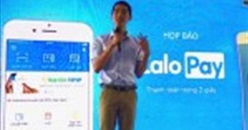 Ví điện tử Zalo Pay mở rộng kênh thanh toán
