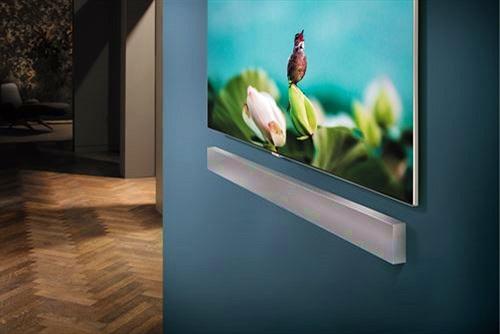 Samsung ra mắt dòng loa thanh treo tường phong cách Panoramic
