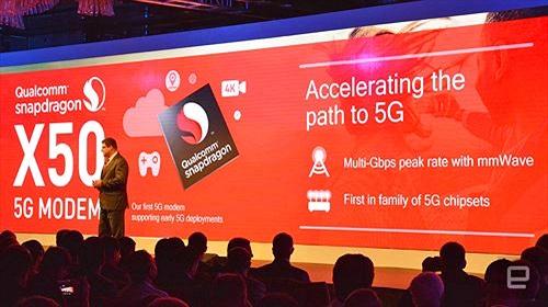 Xiaomi, Sony và 16 nhà sản xuất khác sẽ sử dụng modem 5G của Qualcomm vào năm 2019