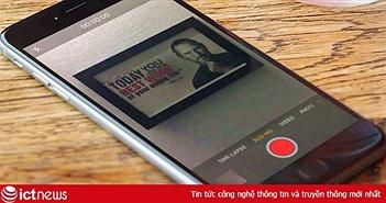 Cách biến video quay chậm thành video thường trên iPhone và iPad