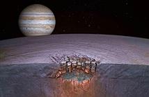 Con người có thể sống trên mặt trăng của sao Mộc?