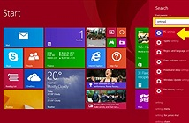 Gỡ ứng dụng Modern UI trên Win 8