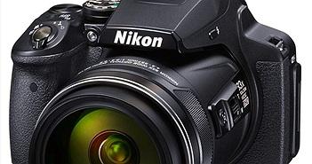 Nikon Coolpix P900: zoom quang 83x xem mặt trăng!